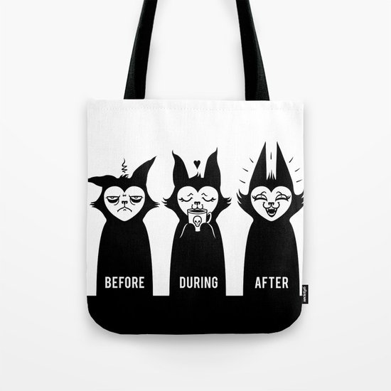 Give Me Coffee Tote Bag
