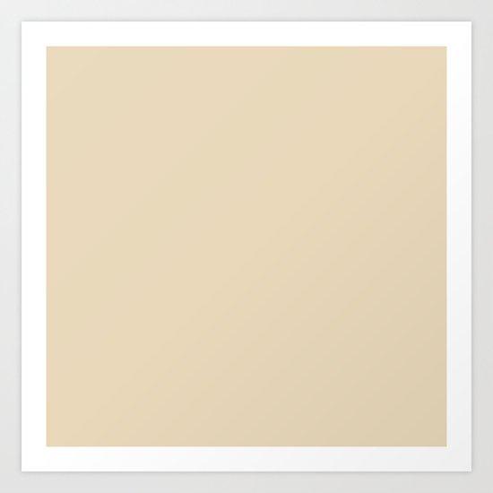 Golden Sands Art Print