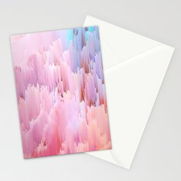 Delicate Glitches Stationery Cards