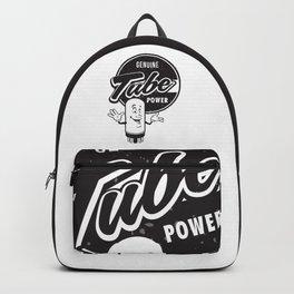 Genuine Tube Power Backpack