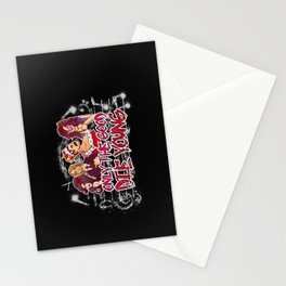 Only the Good die Young Stationery Cards