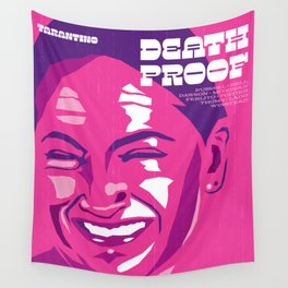 Quentin Tarantino's Plot Movers :: Death Proof Wall Tapestry