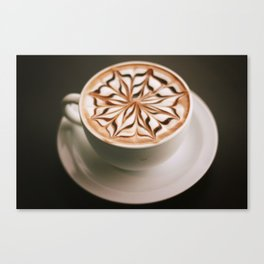 Hot Chocolate Done Right Canvas Print