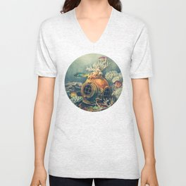 Seachange Unisex V-Neck