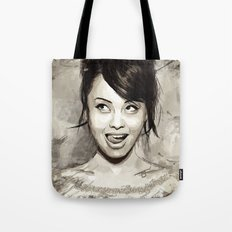 Levy Tran Tote Bag