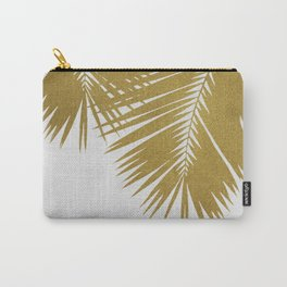 Palm Leaf Gold II Carry-All Pouch
