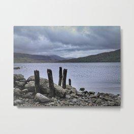 Loch Assynt Metal Print