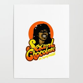 sexual chocolate merch Poster