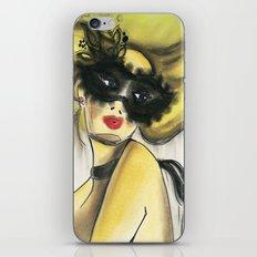Masquebal iPhone Skin