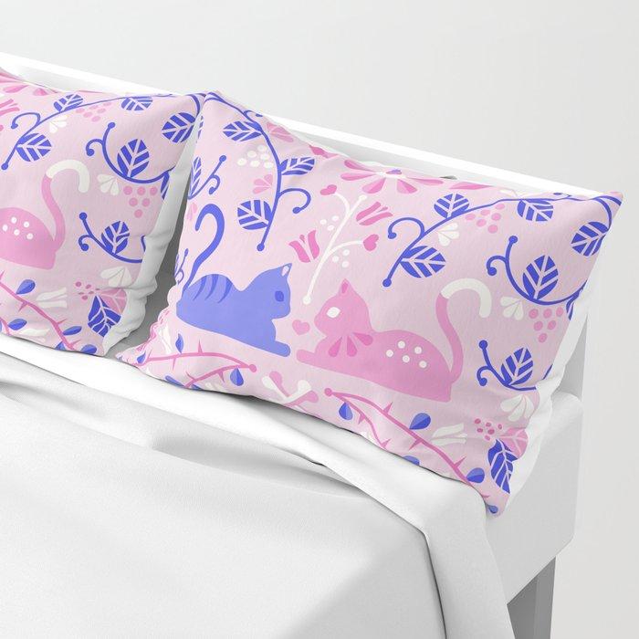 Kitten Lovers Pillow Sham