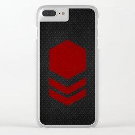 symbol boruto Clear iPhone Case