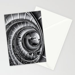 Vatican Staircase Stationery Cards