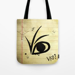 A SERIES OF UNFORTUNATE EVENTS EYE Tote Bag