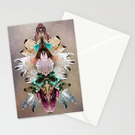 Magicite Xtal Stationery Cards