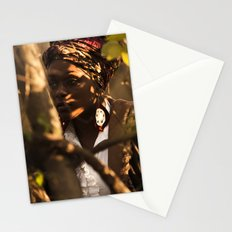 Camouflage Thursday Stationery Cards
