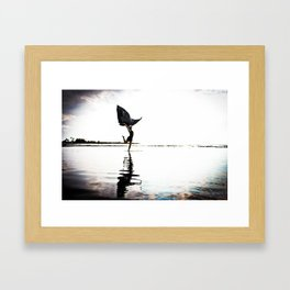 """""""There's a Possibility"""" Framed Art Print"""