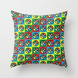 Simon Says… mkIV Throw Pillow
