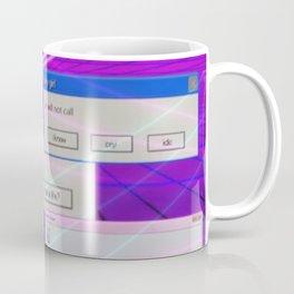 SPACE BABER Coffee Mug