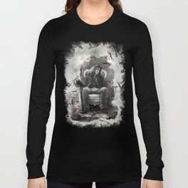 The half breed Mr. Quinlan Long Sleeve T-shirt