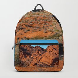 Valley of Fire Blacktop Backpack