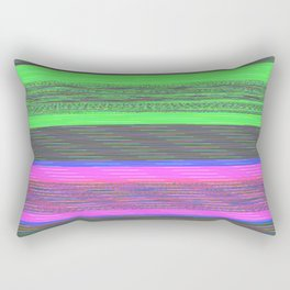 Audio Spectrum Test Tones Rectangular Pillow