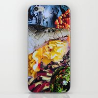 venom iPhone & iPod Skins featuring Venom by John Turck