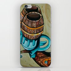 Double Barrel iPhone & iPod Skin