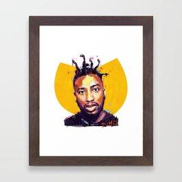 O.D.B. Framed Art Print
