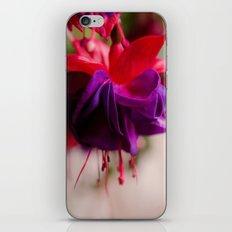 Rainy Day Fuschia  iPhone & iPod Skin