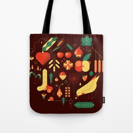 Countrylife #1 — Earth Tote Bag