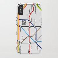 fandom iPhone & iPod Cases featuring Fandom Underground by Rchel_h_Smith