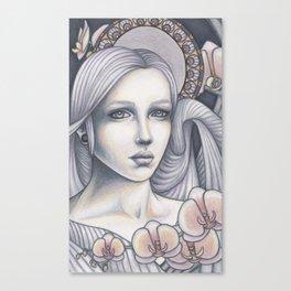 Forlorn Canvas Print