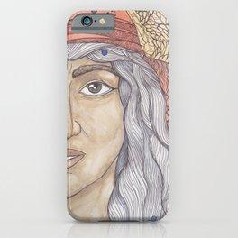 Huldah iPhone Case