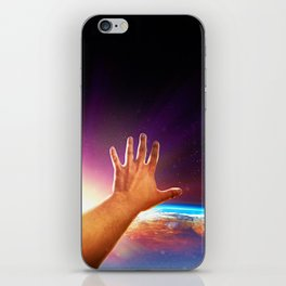 Extended Reach iPhone Skin