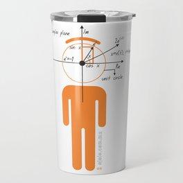 decaf euler Travel Mug