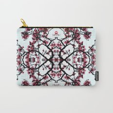 magnolia silhouette Carry-All Pouch