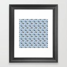 Pretty Butterflies Framed Art Print