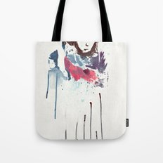 Love Is a Mix tape Tote Bag