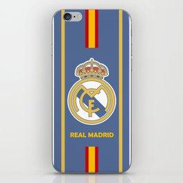 Real Madrid Spanyol iPhone Skin