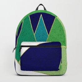 Dark Night Forest Backpack