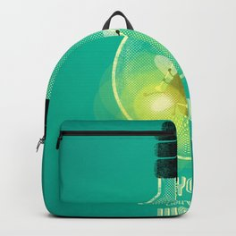 You Light Up My World Backpack