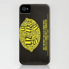 30 rock - liz lemon Slim Case iPhone (4, 4s)