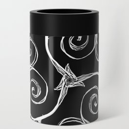 Magic Mandala Twisted Triskele Can Cooler