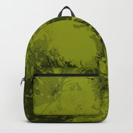 Satori in Green Backpack