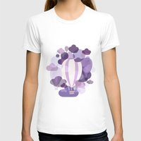 hot air balloons T-shirts featuring Balloons by mirimo