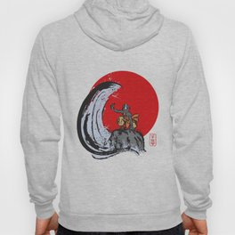 Aang in the Avatar State Hoody