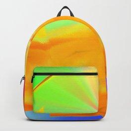 Lightning area Backpack