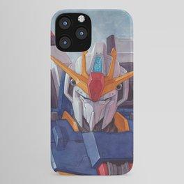 Zeta Gundam iPhone Case
