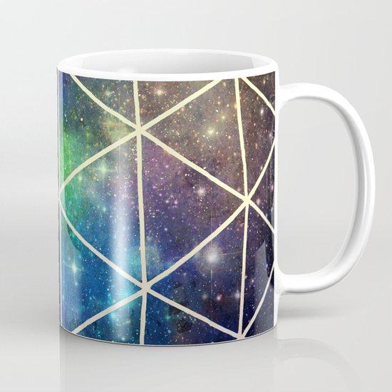 Space Geodesic Coffee Mug