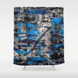 Zinger Shower Curtain
